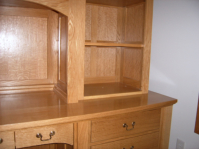 White Oak Desk 2